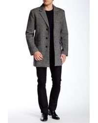 Slate & Stone - Notch Collar Coat - Lyst