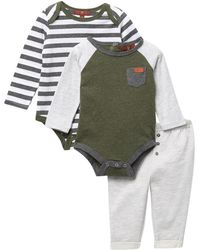7 For All Mankind - 2 Bodysuits & Pants Set (baby Boys 12-18m) - Lyst