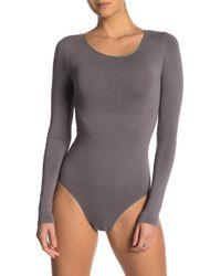 Yummie - Thong Back Bodysuit - Lyst
