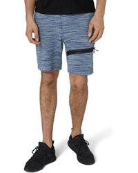 TOPMAN - Space Dye Tech Shorts - Lyst