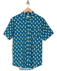 Bermies Avocado Shirt - Blue