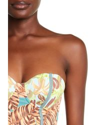 Maaji - Swan Song Print Dress - Lyst