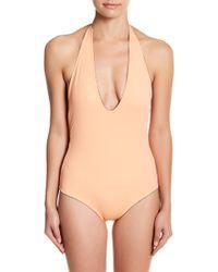 IMSY Swim - Jessa Reversible One-piece Swimsuit - Lyst