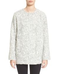 Ayr - The Faded Ghost Fuzzy Jacket - Lyst