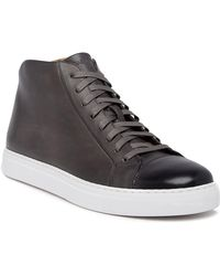 Magnanni - Mack Leather Sneaker - Lyst