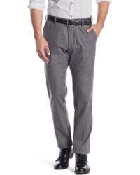 Zachary Prell - Rushmore Wool Blend Trouser - Lyst