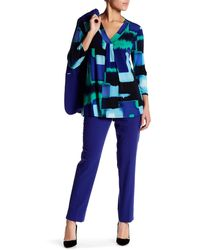 Chaus - Courtney Zip Pant - Lyst