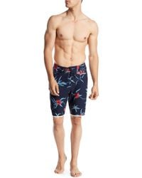 Quiksilver - High Tres Board Shorts - Lyst