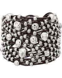 Uno De 50 - Tif Taf Bracelet - Lyst