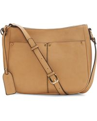 Sole Society Noemi Faux Leather Crossbody Bag - Multicolor