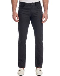 Robert Graham Selznick Classic Fit Pants - Black