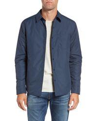 Bonobos - Slim Fit Shirt Jacket - Lyst