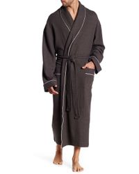 Majestic Filatures - Quilted Robe - Lyst