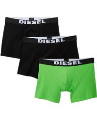 DIESEL - Sebastian Boxer Brief - Pack Of 3 - Lyst