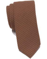 Original Penguin - Larson Mini Skinny Tie - Lyst