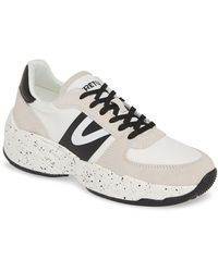 Tretorn Lexie 3 Sneaker - Grey