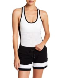 BLANC NOIR - Arabesque Bodysuit - Lyst
