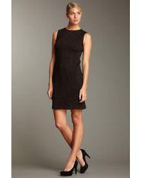 Calvin Klein - Scoop Neck Sheath Dress - Lyst