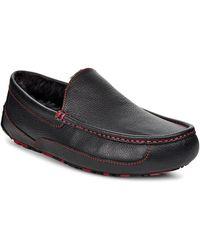 UGG Ascot Puretm Lined Slipper - Black