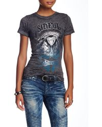 Affliction - Painted Desert Tee - Lyst