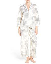 Carole Hochman - Cotton Pyjamas - Lyst