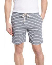 Nifty Genius - Steve Stripe Pull-on Shorts - Lyst