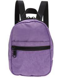 BP. Nylon Mini Backpack In Purple At Nordstrom Rack