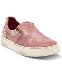 Bed Stu Minion Slip-on Sneaker - Pink