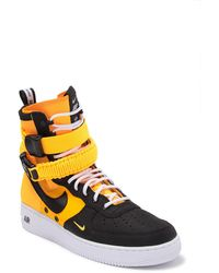 Nike Special Field Air Force 1 Hi Sneakers - Multicolor