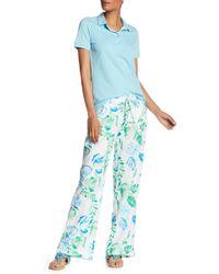 Tommy Bahama - Florals Falling Linen Blend Pants - Lyst