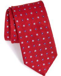 John W. Nordstrom - 'generation' Floral Tie - Lyst
