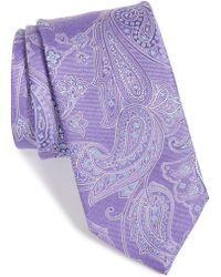 John W. Nordstrom - Paisley Silk Tie - Lyst