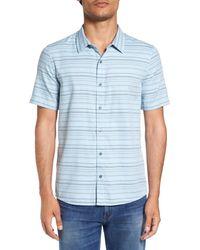 Travis Mathew - Alikov Short Sleeve Shirt - Lyst
