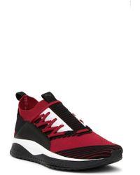 PUMA Tsugi Jun Sneaker - Red