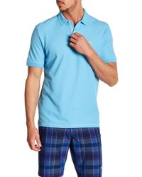 Tommy Bahama - 'ocean View' Short Sleeve Jacquard Polo - Lyst