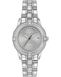 Citizen - Women's Silhouette Swarovski Crystal Accented Bracelet Watch, 29mm - Lyst