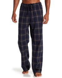 Pendleton - Flannel Pajama Bottom - Lyst