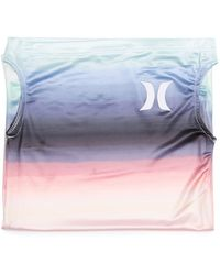 Hurley One And Only Patterned Gaiter Face Mask - Multicolor