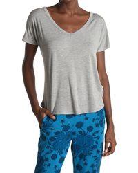 Honeydew Intimates Snooze Cruise V-neck Shirt - Multicolor