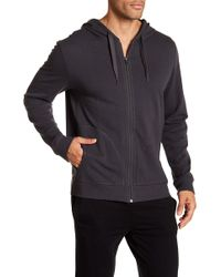 Bread & Boxers - French Terry Hoodie - Lyst