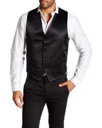 Robert Talbott - Satin 6 Button Silk Waistcoat - Lyst