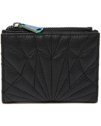 Aimee Kestenberg Hamilton Bifold Quilted Wallet - Black