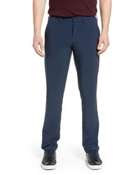 Nordstrom Tech-smart Slim Fit Performance Chinos - Blue