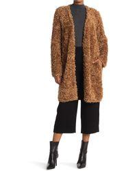 M Missoni Wool Blend Coat - Multicolor