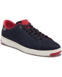 Cole Haan Grandpro Tennis Shoe (women) - Blue