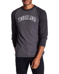 Timberland - Dyer River Thermal Pullover - Lyst