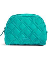 Vera Bradley - Medium Zip Cosmetic Bag - Lyst