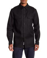Rag & Bone - Hudson Regular Fit Shirt - Lyst