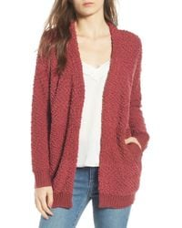 Dreamers By Debut Nubby Cardigan