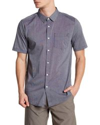 Volcom - Wooderson Heather Shirt - Lyst